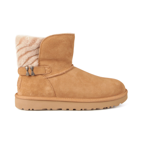 Ugg Womens Brown Adria Boot main image