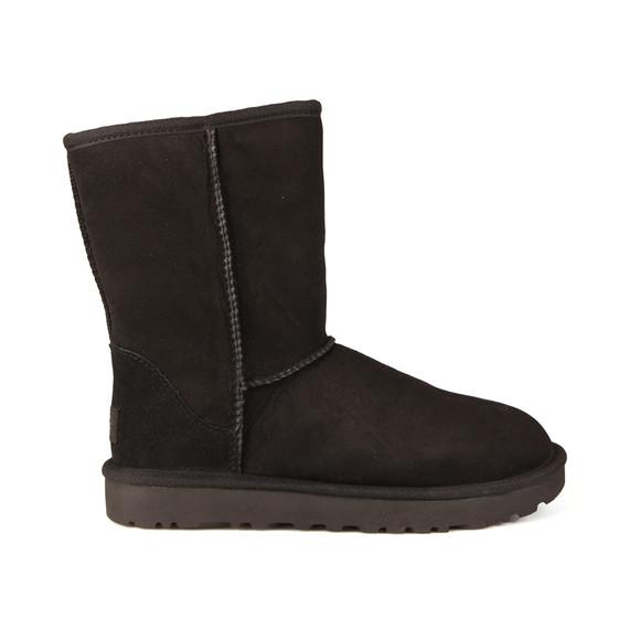 Ugg Womens Black Classic Short II Boot