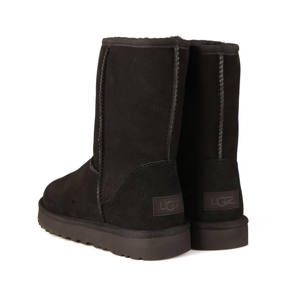 Ugg Womens Black Classic Short II Boot main image
