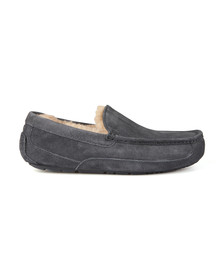 Ugg Mens Blue Ugg Ascot Slipper