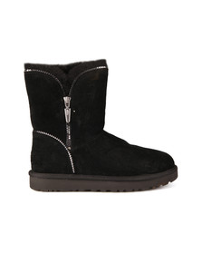 Ugg Womens Black Florence Boot