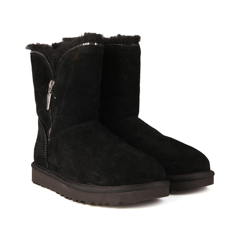 Womens Black Florence Boot