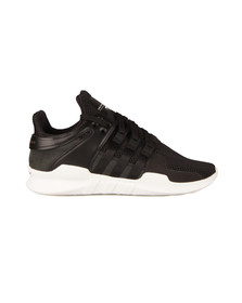 Adidas Originals Mens Black EQT Support ADV Trainer