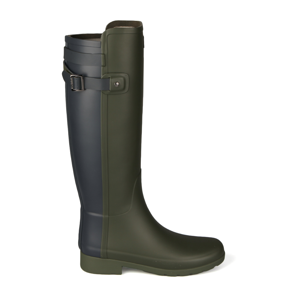 Original Tall Refined Back Strap Wellington Boots main image