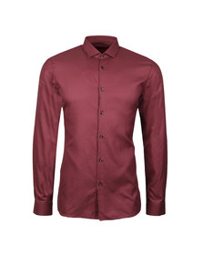 Hugo Mens Red Erondo Shirt