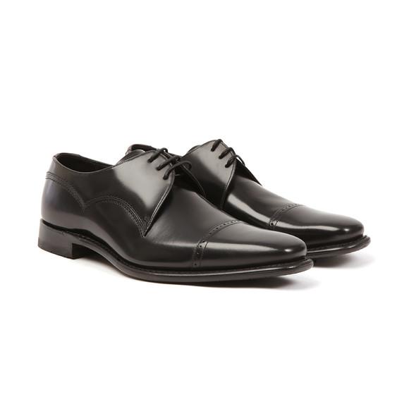 Barker Mens Black Carlson Shoe main image