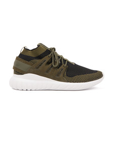 Adidas Originals Mens Green Tubular Nova PK Trainer