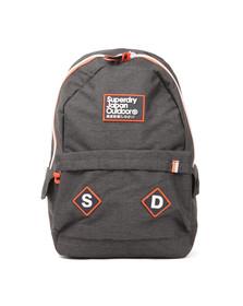 Superdry Unisex Grey Trinitiy Montana Backpack