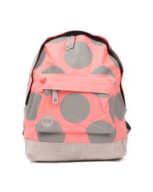 Mi Pac Unisex Pink Polka XL Backpack