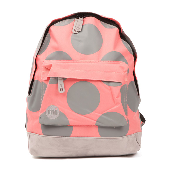 Mi Pac Unisex Pink Polka XL Backpack main image