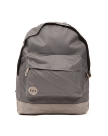 Mi Pac Unisex Grey Topstars Backpack