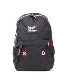 Superdry Unisex Blue Trinitiy Montana Backpack