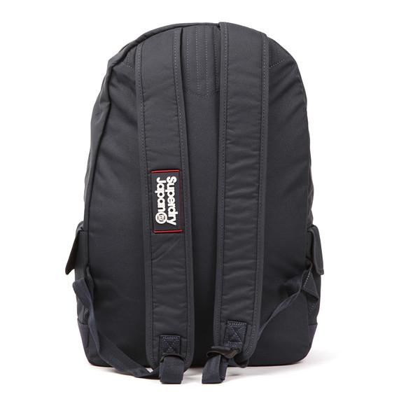 Superdry Unisex Blue Trinitiy Montana Backpack main image