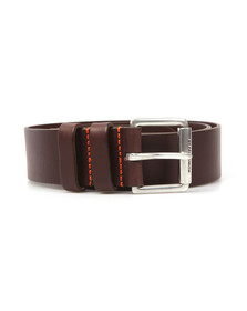 Paul Smith Mens Brown Classic PS Belt