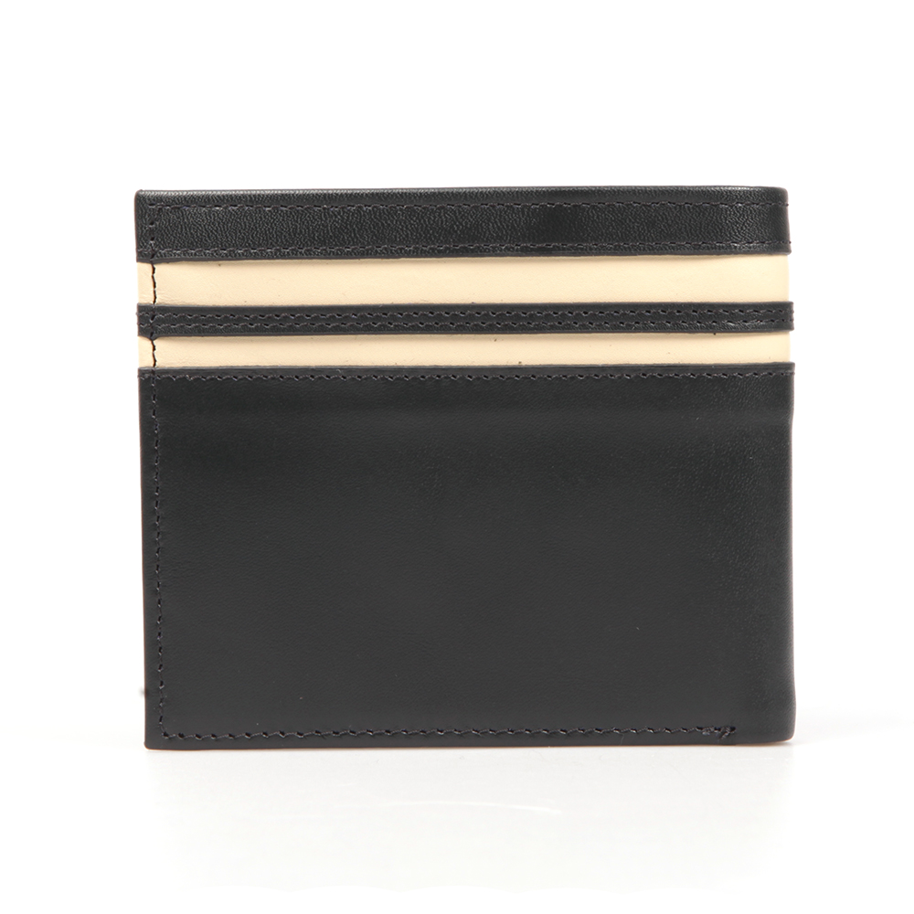 Cut & Sew Tipped Billfold Wallet main image