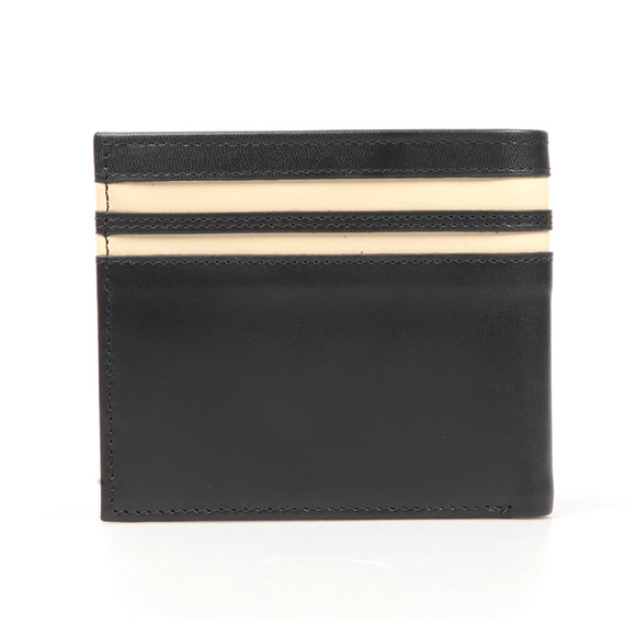 Fred Perry Mens Blue Cut & Sew Tipped Billfold Wallet main image