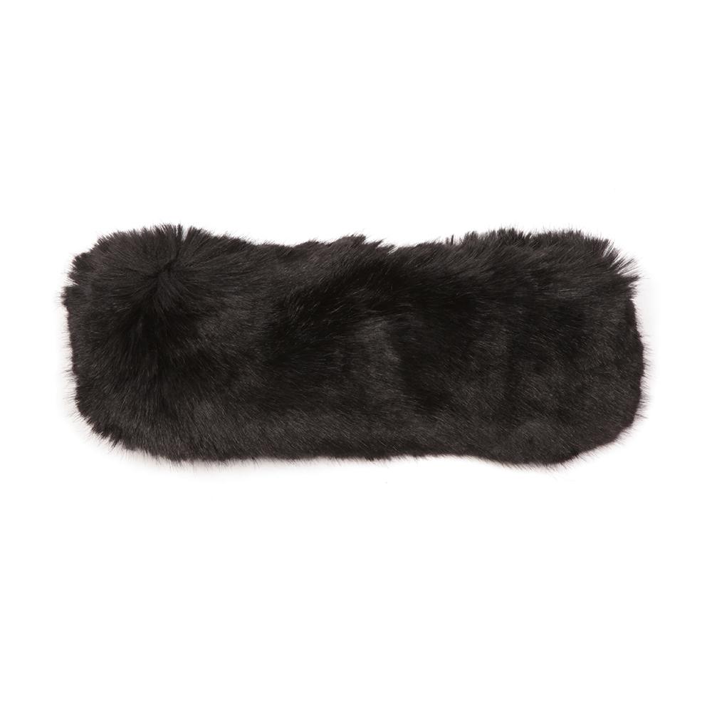 Willa Mini Bow Faux Fur Headband main image