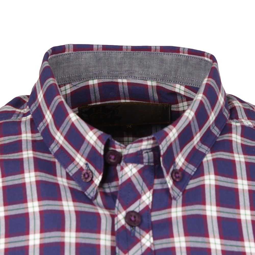 Sancton Check Shirt main image