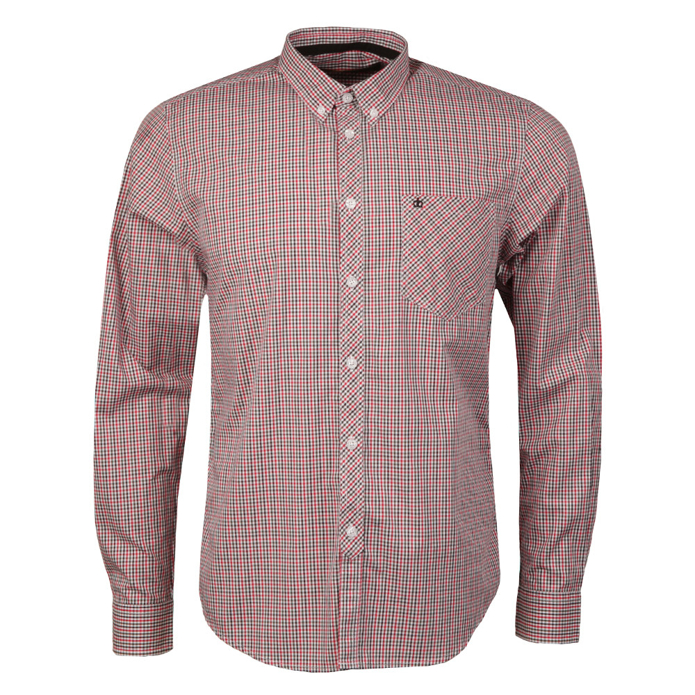 Syndale Small Check Shirt main image