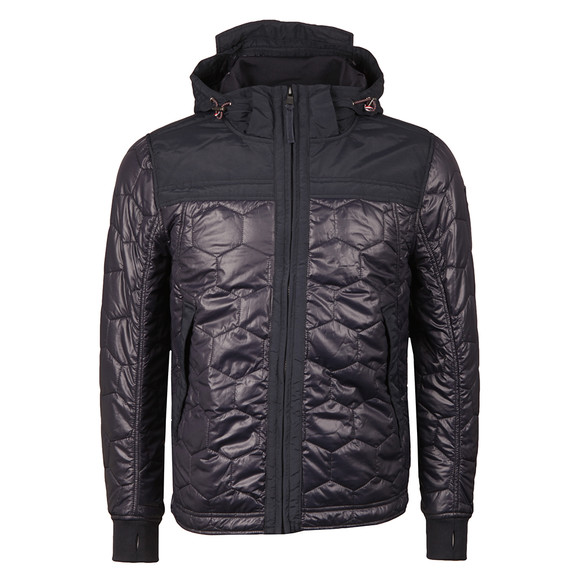 Duck & Cover Mens Blue Axis Jacket main image