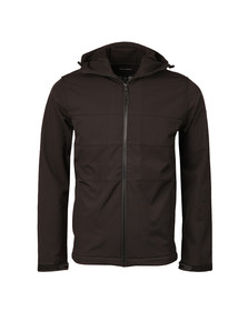 Weekend Offender Mens Black Mully Jacket