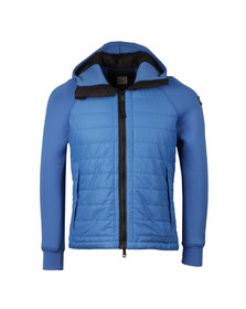 Duck & Cover Mens Blue Locus Jacket