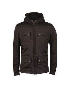 Matchless Mens Black Nettleton Hooded Jacket