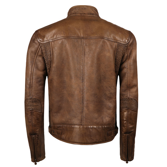 Matchless Mens Brown Dundee Blouson main image