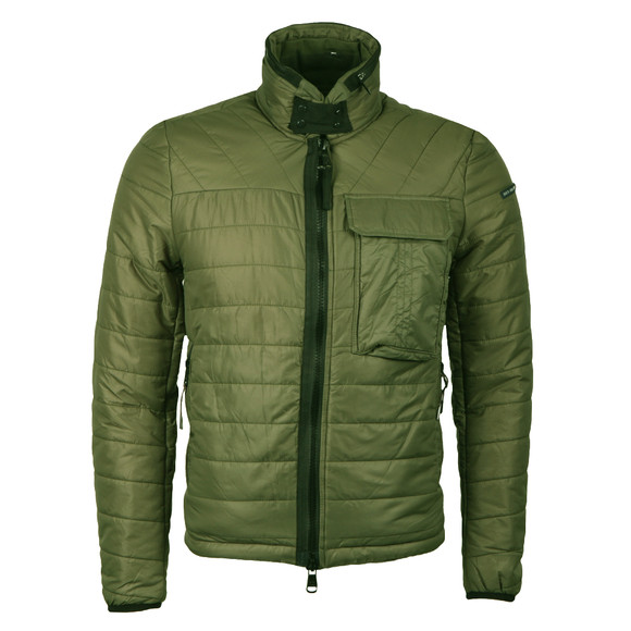 Duck & Cover Mens Brown Outland Jacket main image