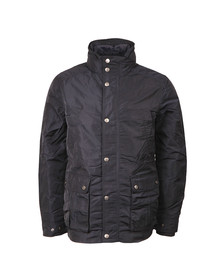Crew Mens Blue Bampton 2 in 1 Jacket