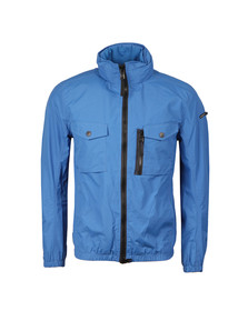 Duck & Cover Mens Blue Crome Jacket