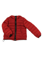 Down Goggle Puffer Jacket