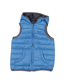 Boss Boys Blue Boys J26283 Gilet