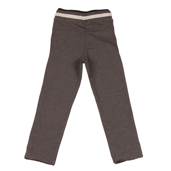 BOSS Boys Grey J24414 Jogging Bottoms main image