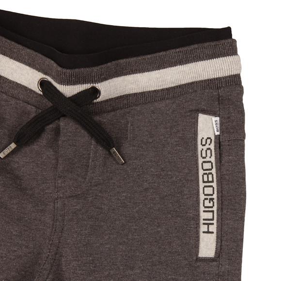 BOSS Loungewear Boys Grey J24414 Jogging Bottoms main image