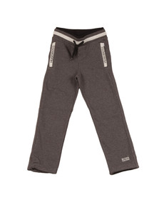 Boss Boys Grey J24414 Jogging Bottoms