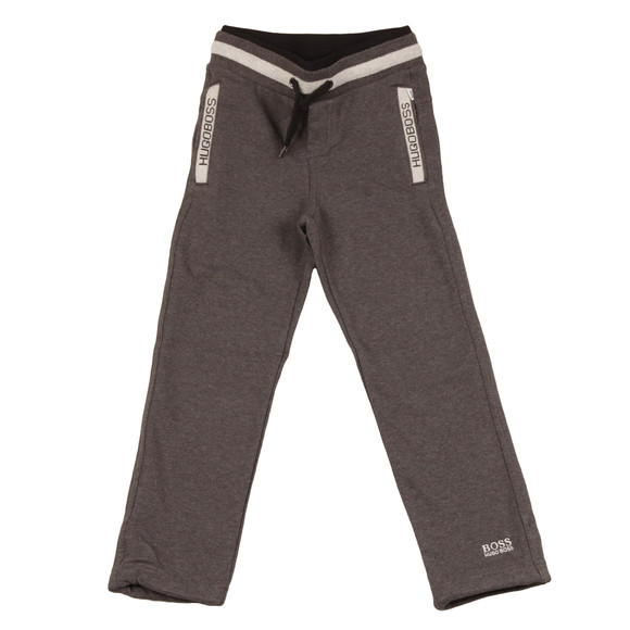 BOSS Bodywear Boys Grey J24414 Jogging Bottoms