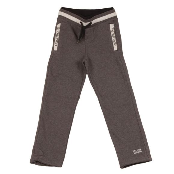BOSS Bodywear Boys Grey J24414 Jogging Bottoms main image