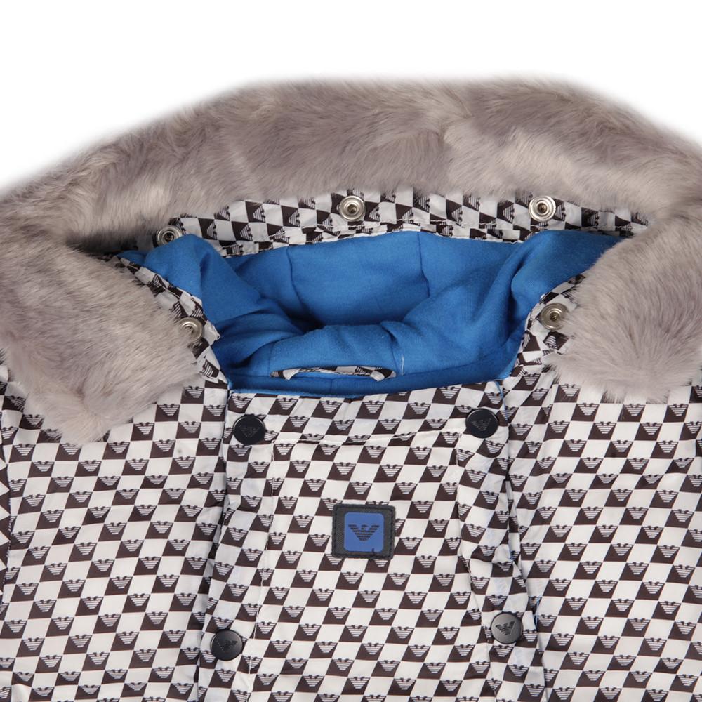 f82b75437 Armani Baby Snowsuit