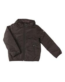 EA7 Emporio Armani Boys Black Camo Padded Jacket