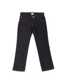 Armani Junior  Boys Blue Regular Fit Jean