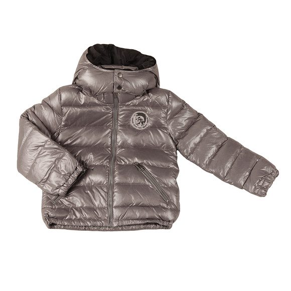 Diesel Boys Grey Jemp Jacket main image