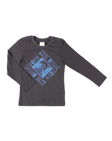 Diesel Boys Blue Boys Terci T Shirt