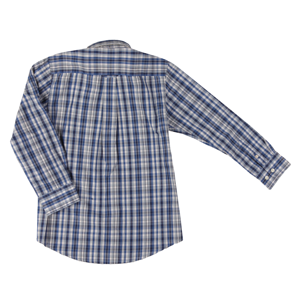 Broadcloth Plaid Shirt main image