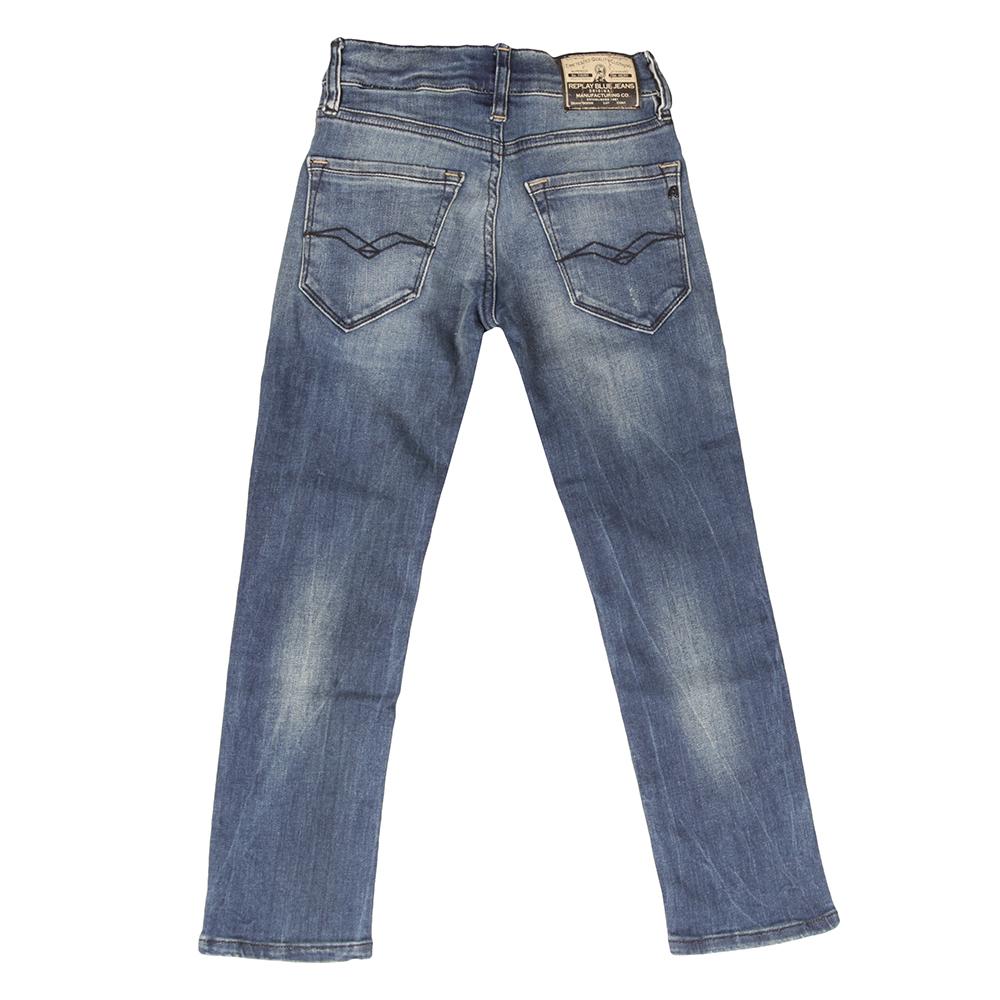 SB9011 Slim Jean main image