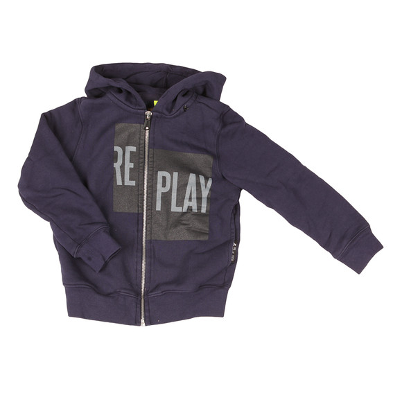 Replay Boys Blue SB2400 Full Zip Hoodie main image