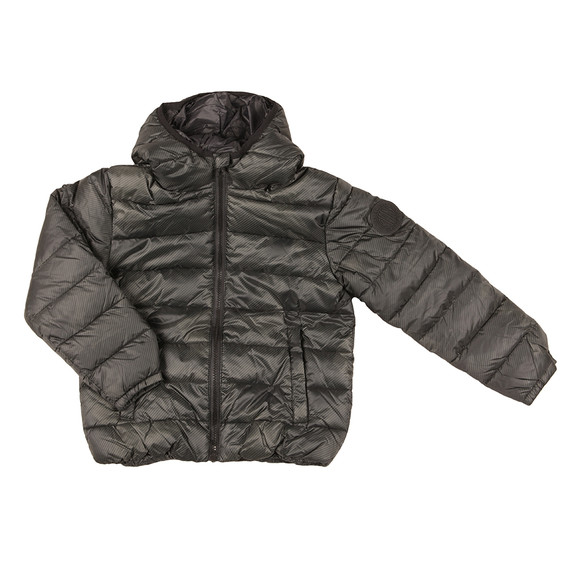 Replay Boys Black SB8084 Puffer Jacket main image