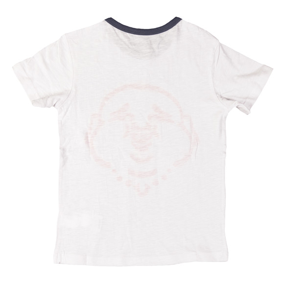 True Religion Boys White True Buddha T Shirt main image