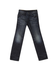 True Religion Boys Blue Geno Single End Jean