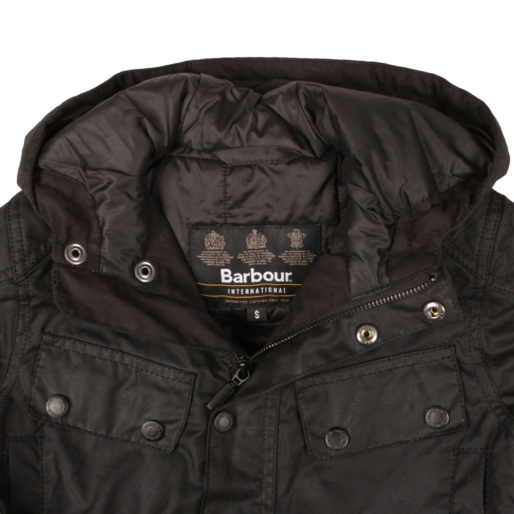Boys Storm Parka Jacket  main image
